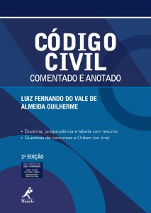codigo civil comentado e anotado